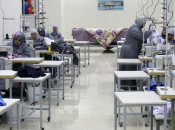 Production by Refugee Women in Hatay/Turkey