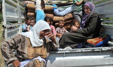 Shelter for IDPs