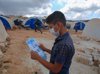 Covid Response to IDPs in NW Syria