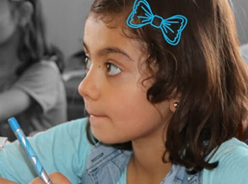 Emergency Education in support of formal education for children